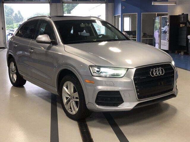 2016 Audi Q3 for sale at Simply Better Auto in Troy NY