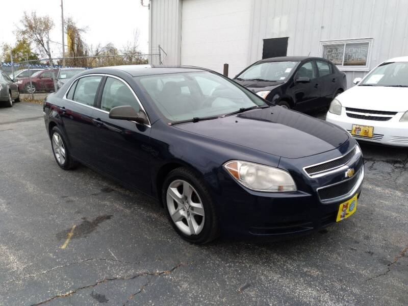 2010 Chevrolet Malibu for sale at Carson's Cars in Milwaukee WI