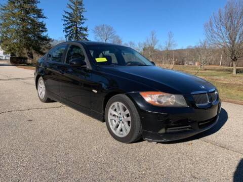 2007 BMW 3 Series for sale at 100% Auto Wholesalers in Attleboro MA