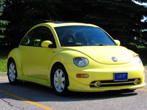 2001 Volkswagen New Beetle for sale at NY AUTO SALES in Omaha NE