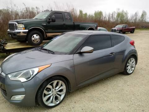 2013 Hyundai Veloster for sale at Finish Line Auto LLC in Luling LA