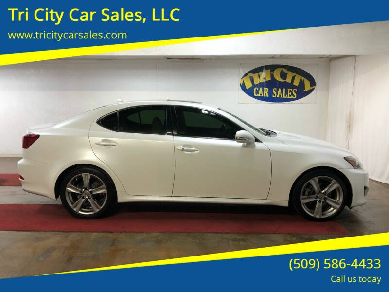 2013 Lexus IS 250 for sale at Tri City Car Sales, LLC in Kennewick WA