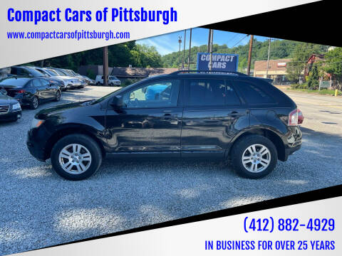 2010 Ford Edge for sale at Compact Cars of Pittsburgh in Pittsburgh PA