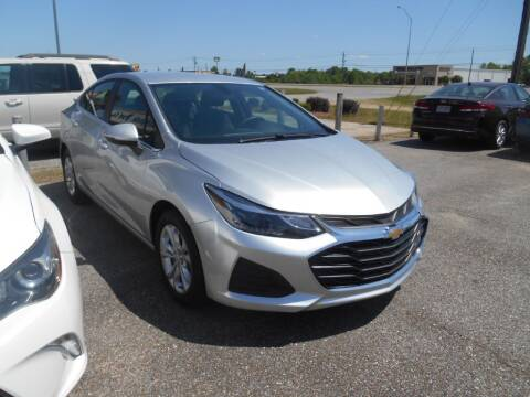2016 Chevrolet Cruze Limited for sale at AUTO MART in Montgomery AL