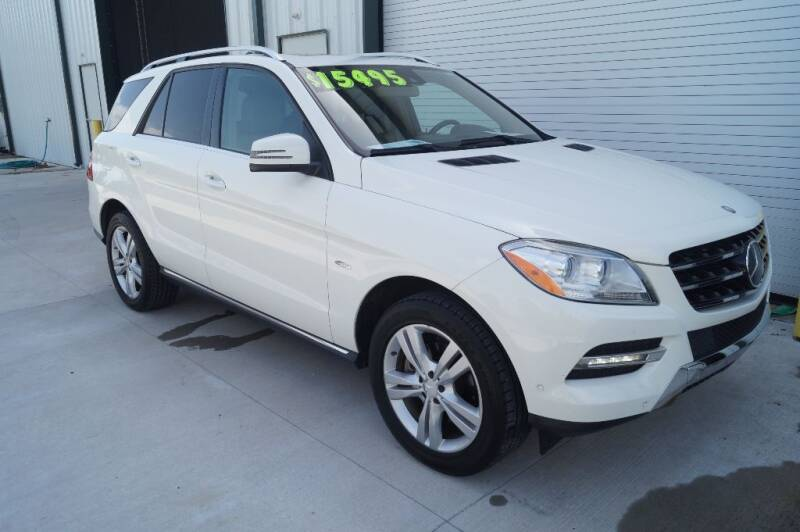2012 Mercedes-Benz M-Class for sale at Deaux Enterprises, LLC. in Saint Martinville LA