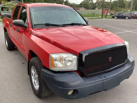 2006 Dodge Dakota for sale at Consumer Auto Credit in Tampa FL