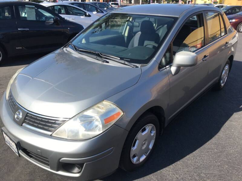 2008 Nissan Versa for sale at CARZ in San Diego CA