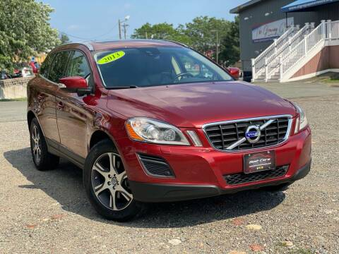 2013 Volvo XC60 for sale at Best Cars Auto Sales in Everett MA