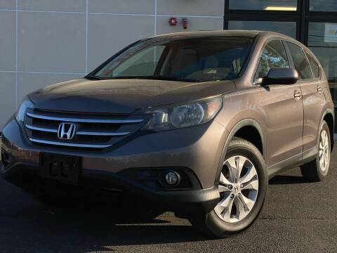 2013 Honda CR-V for sale at MAGIC AUTO SALES in Little Ferry NJ