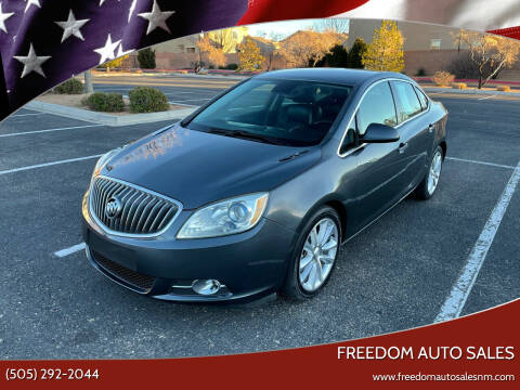 2013 Buick Verano for sale at Freedom Auto Sales in Albuquerque NM