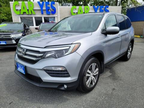 2016 Honda Pilot for sale at Car Yes Auto Sales in Baltimore MD
