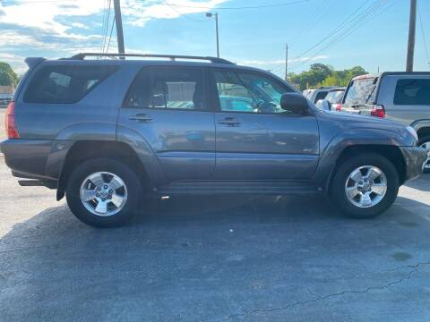 2005 Toyota 4Runner for sale at Autoville in Kannapolis NC