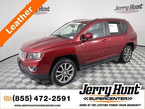 2017 Jeep Compass for sale at Jerry Hunt Supercenter in Lexington NC