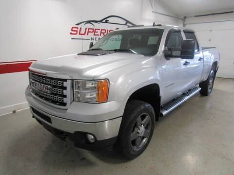 2012 GMC Sierra 2500HD for sale at Superior Auto Sales in New Windsor NY