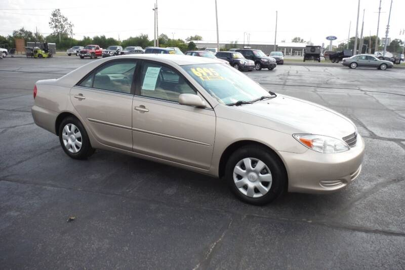 2003 Toyota Camry for sale at Bryan Auto Depot in Bryan OH