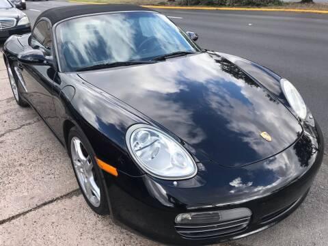 2008 Porsche Boxster for sale at Texas Luxury Auto in Houston TX