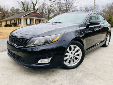2015 Kia Optima for sale at Cobb Luxury Cars in Marietta GA