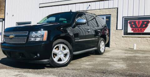 2010 Chevrolet Tahoe for sale at Bailey Brand in Clarksburg WV