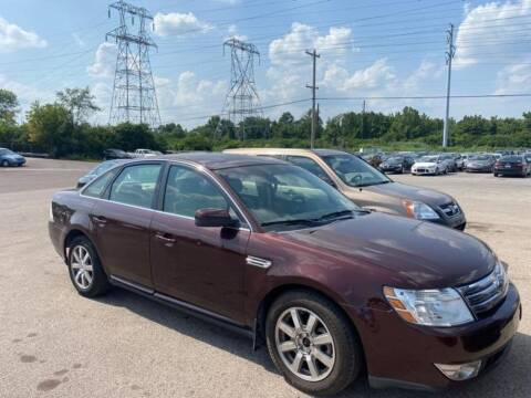 2009 Ford Taurus for sale at HW Auto Wholesale in Norfolk VA