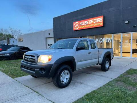 2010 Toyota Tacoma for sale at HOUSE OF CARS CT in Meriden CT