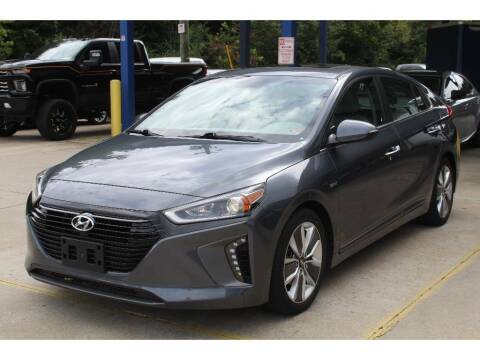 2018 Hyundai Ioniq Hybrid for sale at Inline Auto Sales in Fuquay Varina NC