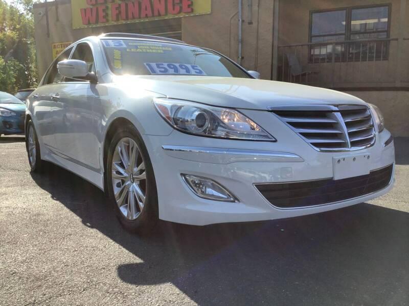 2013 Hyundai Genesis for sale at Active Auto Sales Inc in Philadelphia PA