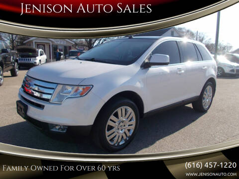 2010 Ford Edge for sale at Jenison Auto Sales in Jenison MI