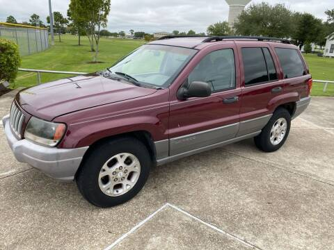 2002 Jeep Grand Cherokee for sale at M A Affordable Motors in Baytown TX