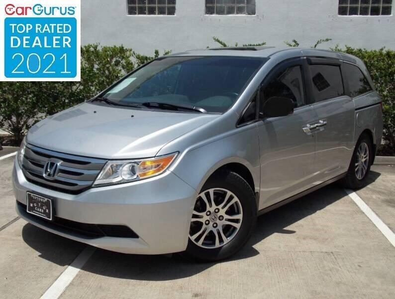2011 Honda Odyssey for sale in Houston, TX