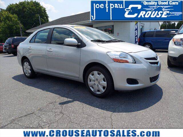 2007 Toyota Yaris for sale at Joe and Paul Crouse Inc. in Columbia PA