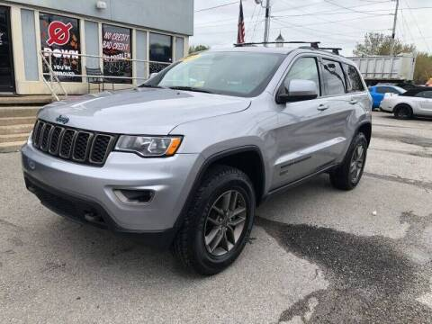2016 Jeep Grand Cherokee for sale at Bagwell Motors in Lowell AR