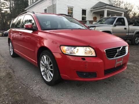 2010 Volvo V50 for sale at Specialty Auto Inc in Hanson MA