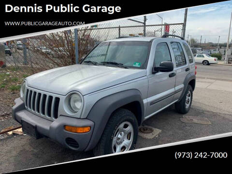 2004 Jeep Liberty for sale at Dennis Public Garage in Newark NJ