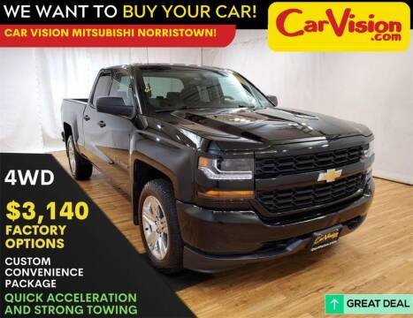 2017 Chevrolet Silverado 1500 for sale at Car Vision Mitsubishi Norristown in Trooper PA