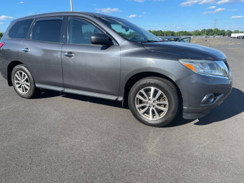 2014 Nissan Pathfinder for sale at Bluesky Auto in Bound Brook NJ