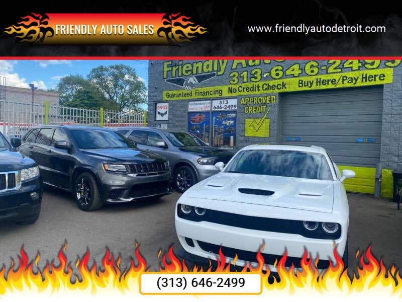 2019 Dodge Challenger for sale at Friendly Auto Sales in Detroit MI