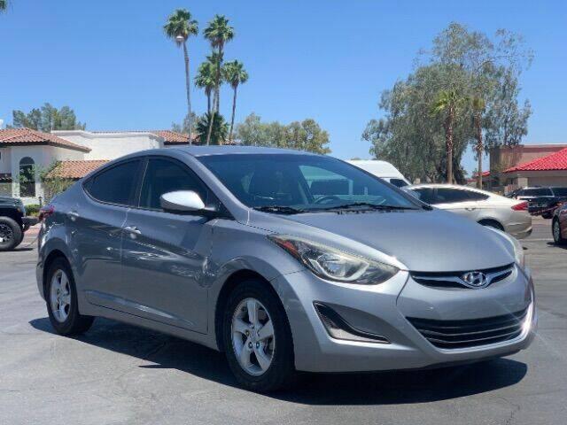 2013 Hyundai Elantra for sale at Brown & Brown Wholesale in Mesa AZ