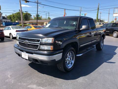 2007 Chevrolet Silverado 1500 Classic for sale at Rucker's Auto Sales Inc. in Nashville TN