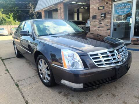 2006 Cadillac DTS for sale at LOT 51 AUTO SALES in Madison WI