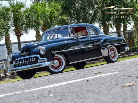 1952 Chevrolet Deluxe for sale at SURVIVOR CLASSIC CAR SERVICES in Palmetto FL