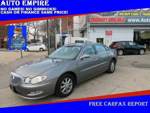 2009 Buick LaCrosse for sale at Auto Empire in Brooklyn NY