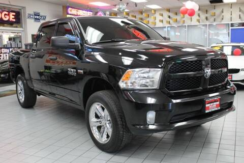 2016 RAM Ram Pickup 1500 for sale at Windy City Motors in Chicago IL