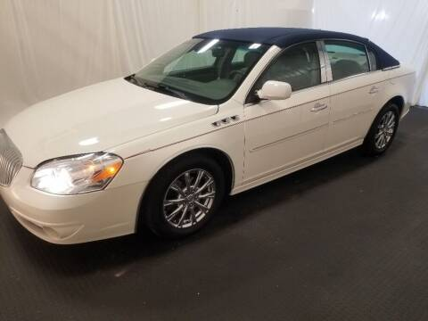 2010 Buick Lucerne for sale at Rick's R & R Wholesale, LLC in Lancaster OH