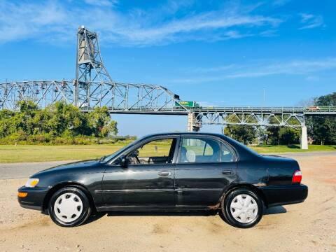 1996 Toyota Corolla for sale at Superior Auto Wholesalers in Burlington NJ
