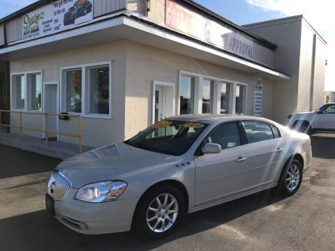 2010 Buick Lucerne for sale at Suarez Auto Sales in Port Huron MI