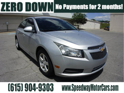 2014 Chevrolet Cruze for sale at Speedway Motors in Murfreesboro TN