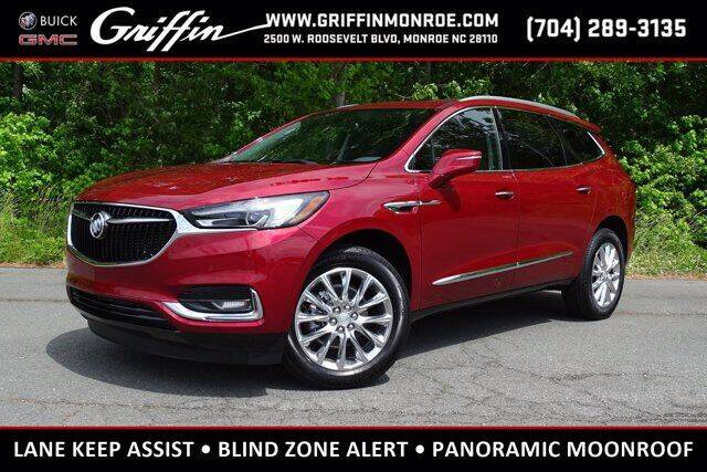 2021 Buick Enclave for sale at Griffin Buick GMC in Monroe NC