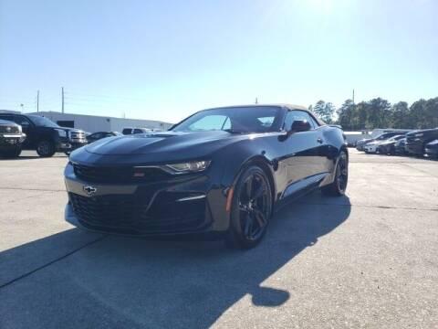 2019 Chevrolet Camaro for sale at Hardy Auto Resales in Dallas GA