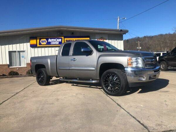 2013 Chevrolet Silverado 1500 for sale at BARD'S AUTO SALES in Needmore PA