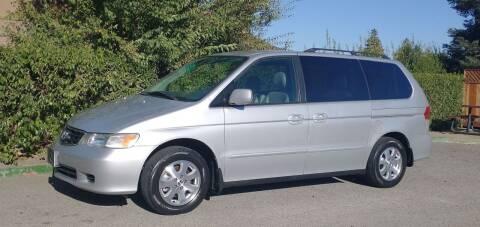 2004 Honda Odyssey for sale at California Diversified Venture in Livermore CA